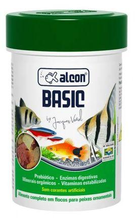 Alimento Alcon Basic 50g