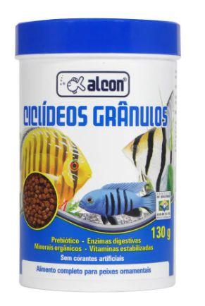 Alimento Alcon Ciclideos Granulos 130g