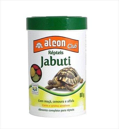ALIMENTO ALCON CLUB REPTEIS JABUTI 80G