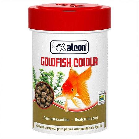 Alimento Alcon Goldfish Colour 100g