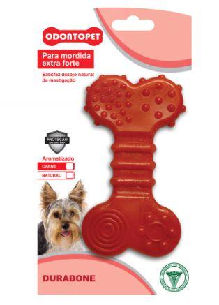 Brinquedo Odontopet Durabone Flat Para Cão Até 7kg