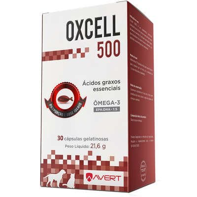 Suplemento Oxcell 500