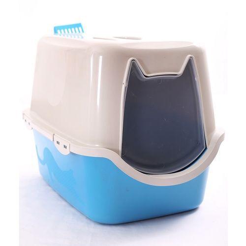 Banheiro Para Gato Durapets Azul