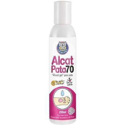 Álcool Gel Alcat Pata 70