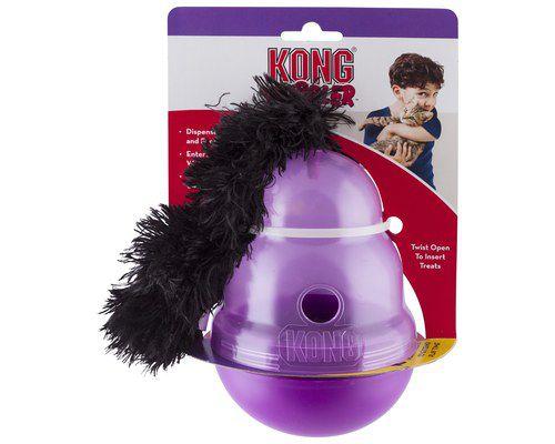Brinquedo Interativo Kong Cat Wobbler