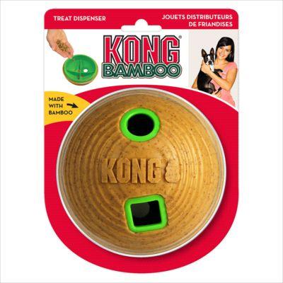 Brinquedo Interativo Kong Bamboo Feeder
