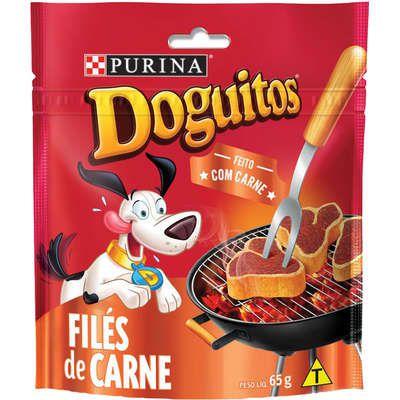 Bifinho Doguitos Filé Carne 65g