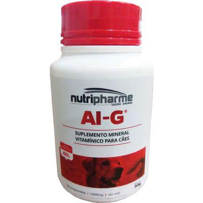 Suplemento Ai-G Caixa Com 30 Comprimidos