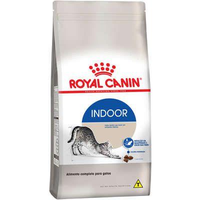 Ração Royal Canin Gato Adulto Indoor 400g