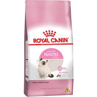 Ração Royal Canin Gato Filhote (Kitten) 400g
