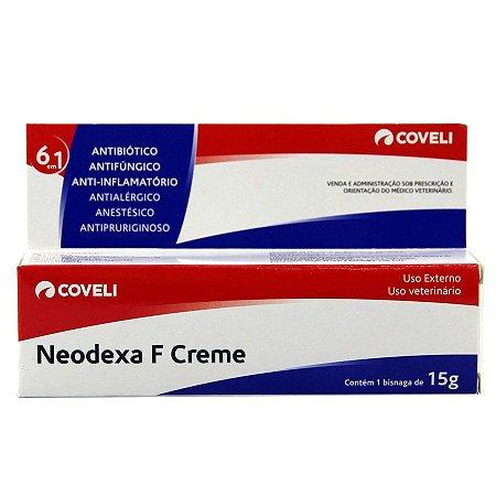 Antibiótico Neodexa F Creme