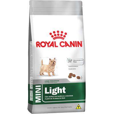 Ração Royal Canin Cão Mini Light 2,5kg