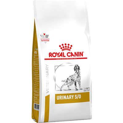 Ração Royal Canin Veterinary Diet Cão Urinary S/O 10,1kg