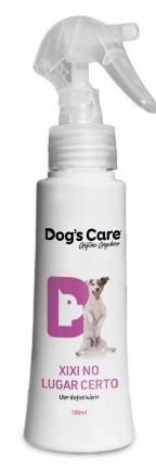 Educador Sanitário Dog's Care Xixi No Lugar Certo 100ml