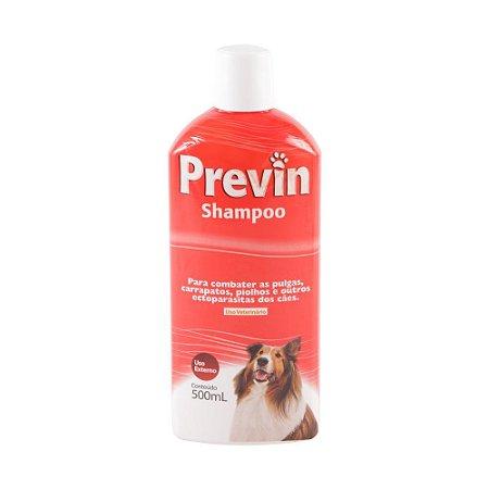 Shampoo Previn Antipulgas 500ml