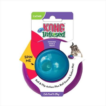 Brinquedo Kong Cat Gyro Infused