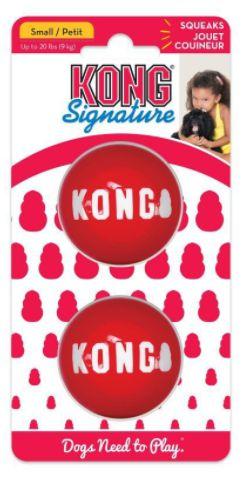 Brinquedo Funcional Kong Signature Balls 2 Medium