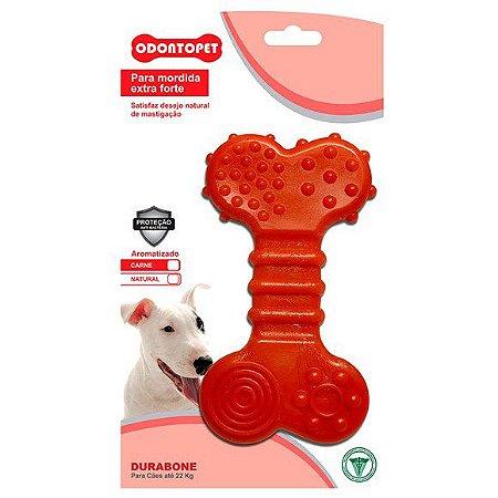 Brinquedo Odontopet Durabone Flat Para Cão Até 22kg