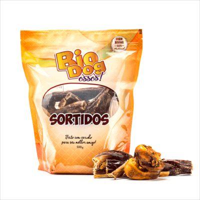 Petisco Biodog Clássicos Sortidos 500g