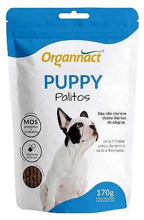 Palitos Organnact Puppy 170g