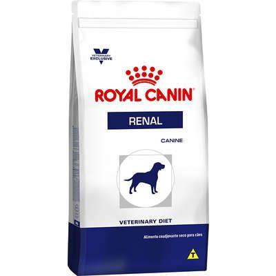 Ração Royal Canin Veterinary Diet Cão Renal 10,1kg