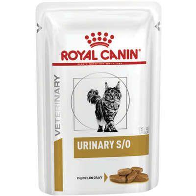 Sachê Royal Canin Veterinary Diet Gato Urinary S/O 85g