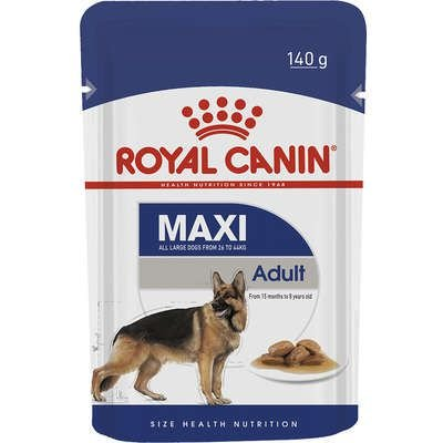 Sachê Royal Canin Cão Maxi Adult 140g