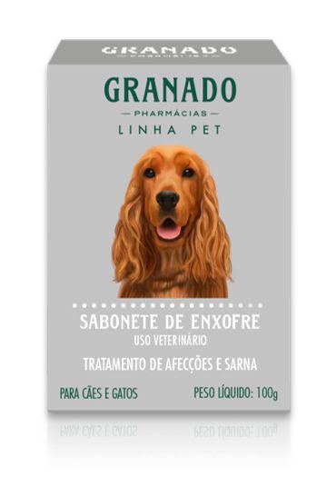 Sabonete Granado Enxofre 90g