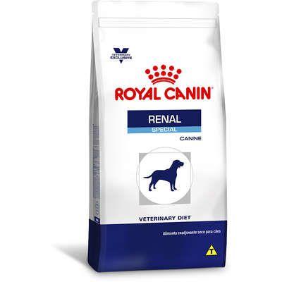 Ração Royal Canin Veterinary Diet Cão Renal Special 7,5kg