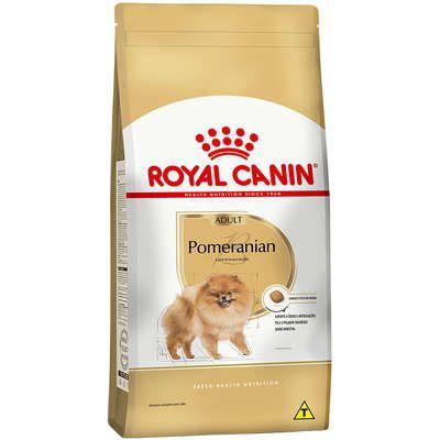 Ração Royal Canin Pomeranian Adulto 7,5kg