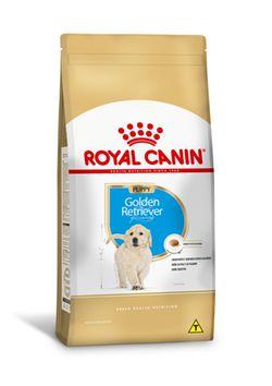 Ração Royal Canin Golden Retriever Puppy 12kg