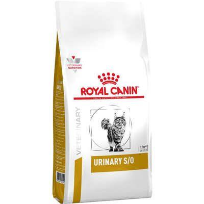 Ração Royal Canin Veterinary Diet Gato Urinary S/O 7,5Kg