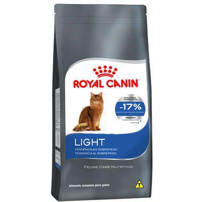 Ração Royal Canin Gato Adulto Light 7,5kg