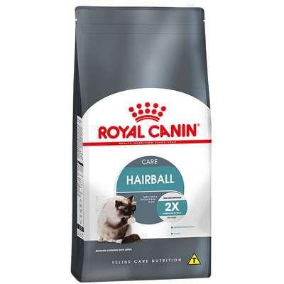 Ração Royal Canin Gato Adulto Hairball Care 400g