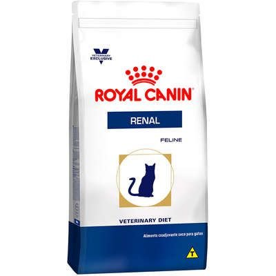Ração Royal Canin Veterinary Diet Gato Renal 500g