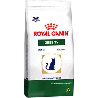 Ração Royal Canin Veterinary Diet Gato Obesity 1,5kg