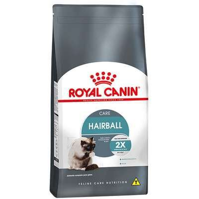 Ração Royal Canin Gato Adulto Hairball Care 1,5kg