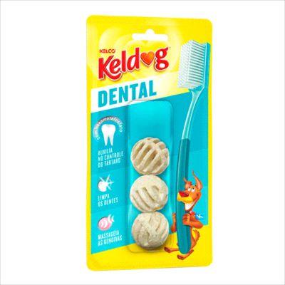 Osso Keldog Dental Bolinha 50g