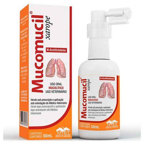 Expectorante Mucomucil Xarope 50ml