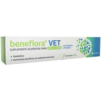 Suplemento Cão e Gato Beneflora Vet 14g