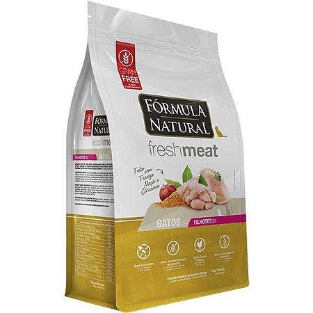 Ração Fórmula Natural Fresh Meat Gato Filhote 1Kg
