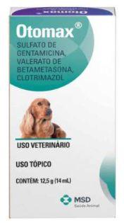 Pomada Otológica Otomax Cães 12,5G
