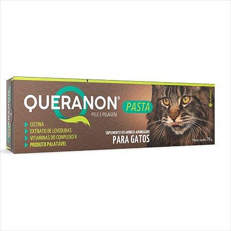 Suplemento Queranon Gato Pasta 70g