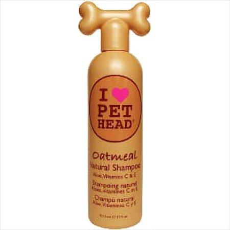 Shampoo Pet Head Oatmeal 354ML