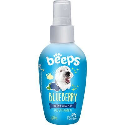 Colônia Beeps Blueberry 60ML