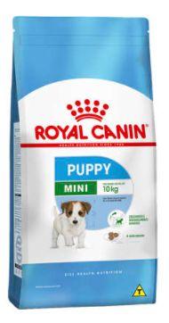 Ração Royal Canin Cão Mini Puppy (Júnior) 2,5Kg