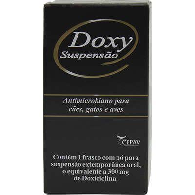 Antibiótico Doxy Suspensao Oral