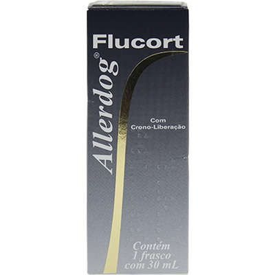 Anti-inflamatório Allerdog Flucort 30ml