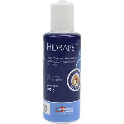 Creme Hidratante Hidrapet 100mg