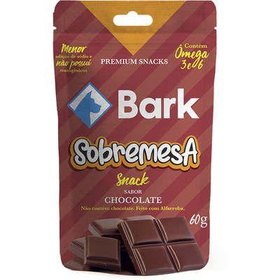 Bifinho Bark Sobremesa Chocolate 60g
